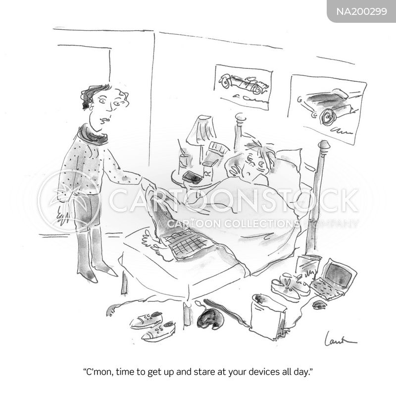 gadgets cartoon