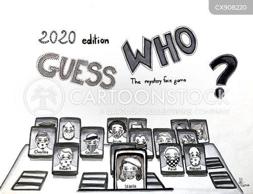 recognize cartoon
