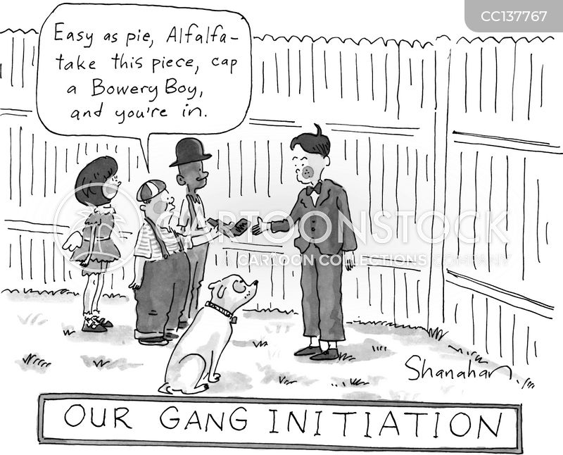 neighbourhood cartoon