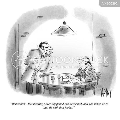 unfashionable cartoon