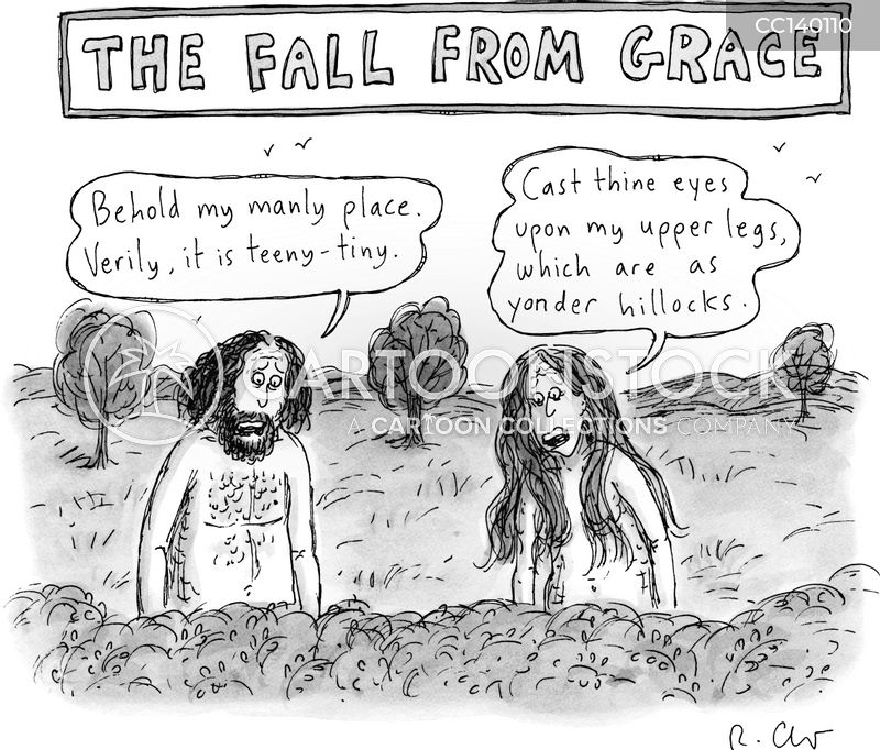 Fall cartoon
