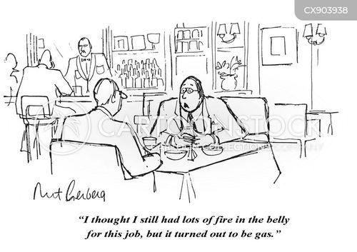flatulence cartoon