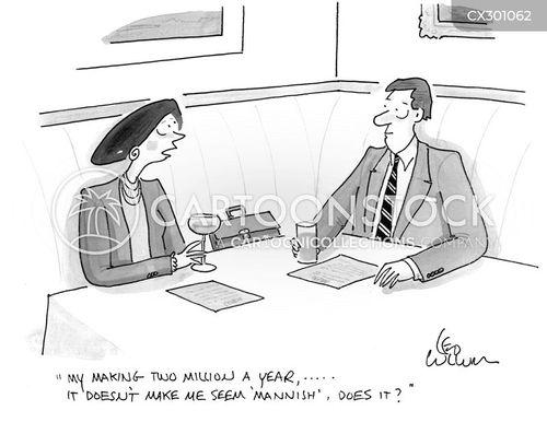 advancement cartoon