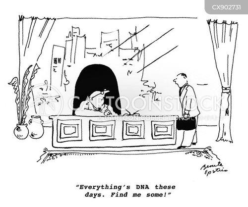 lackeys cartoon
