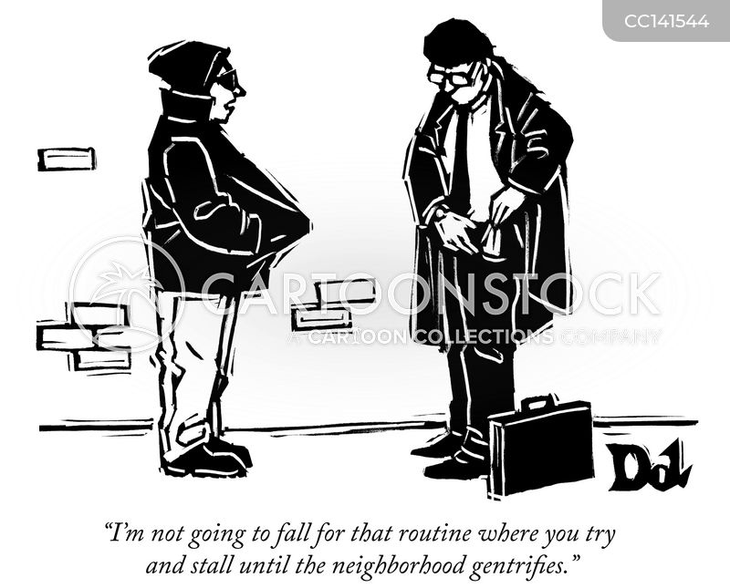 crime rate cartoon