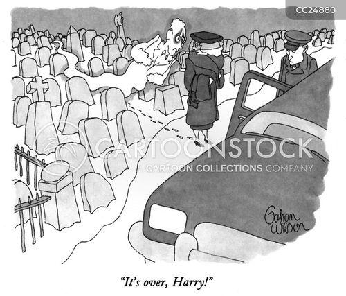 griever cartoon