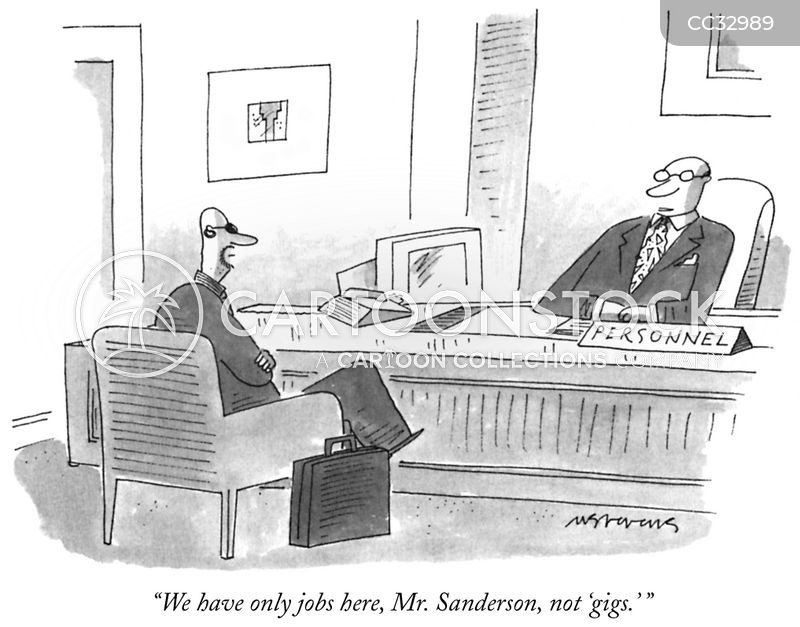 jobs cartoon