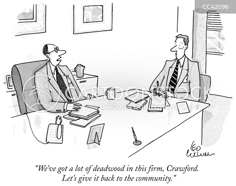 corporate mentalities cartoon