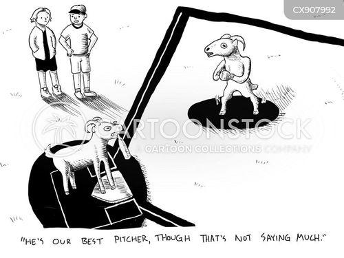 team member cartoon