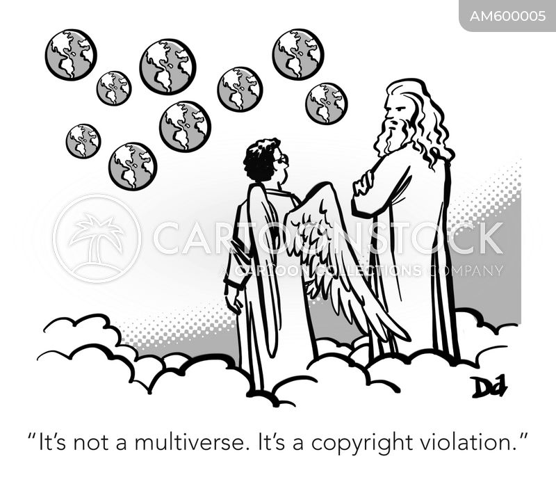 intellectual properties cartoon