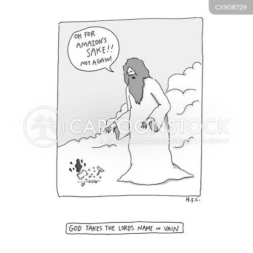 lord cartoon