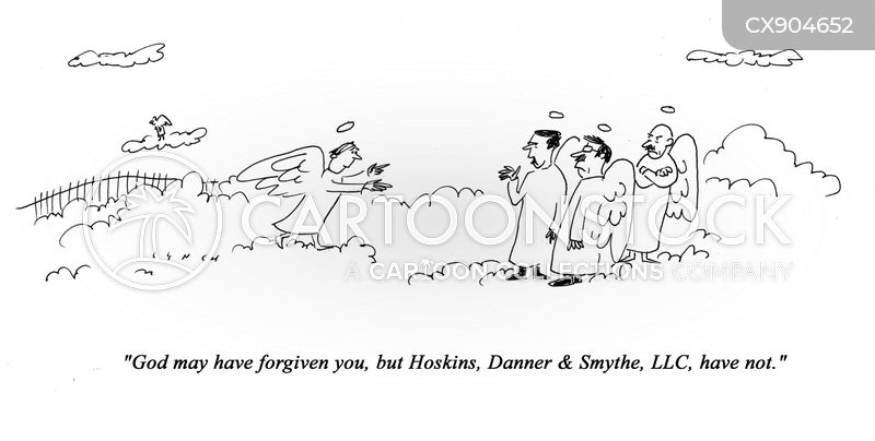 forgave cartoon