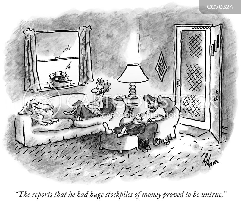 fortune hunters cartoon