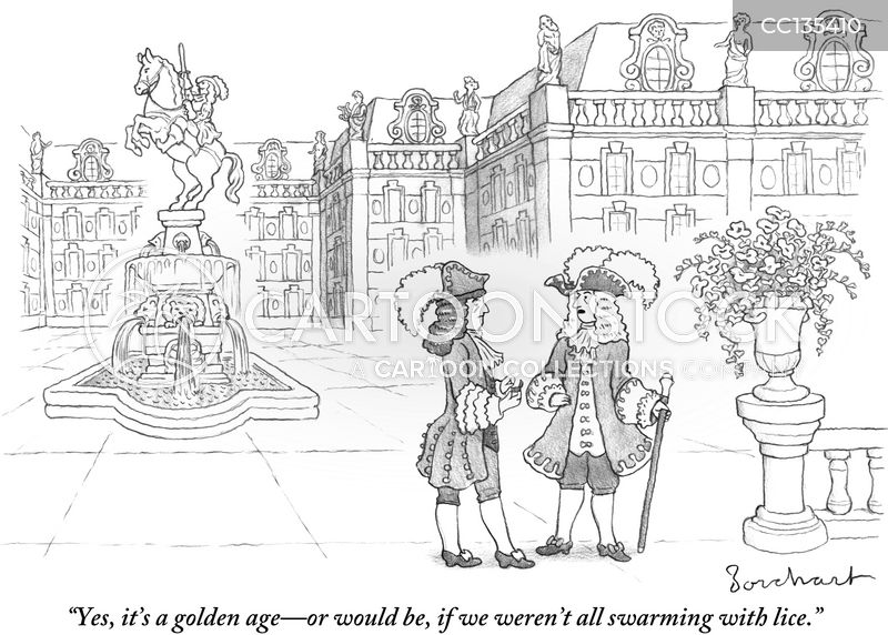 gilded age cartoon