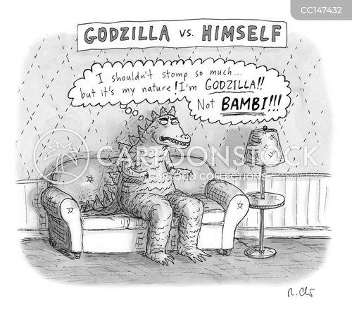 stomps cartoon