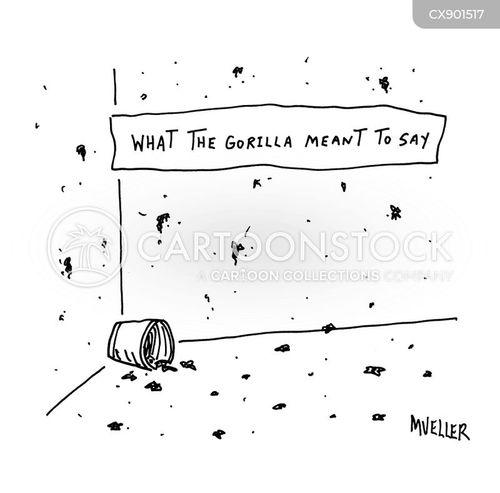 say cartoon