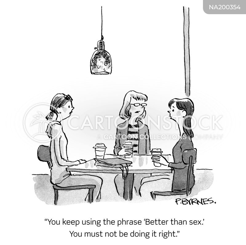 idiomatic phrase cartoon