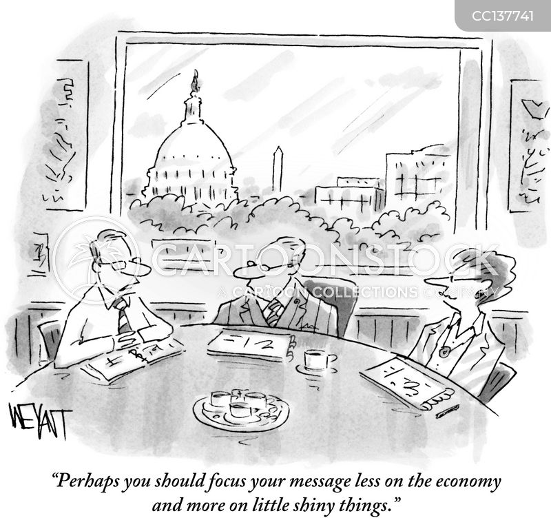 discussion topic cartoon