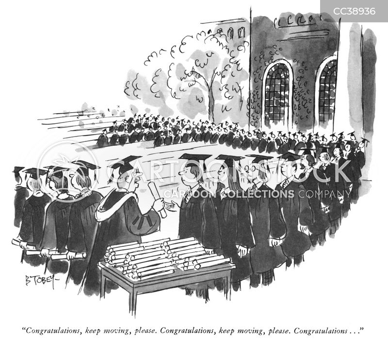 convocation cartoon