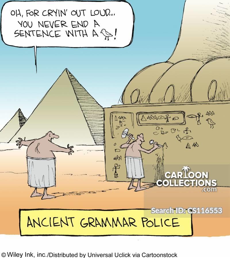 grammatical law cartoon
