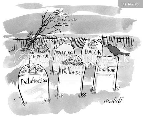 last word cartoon
