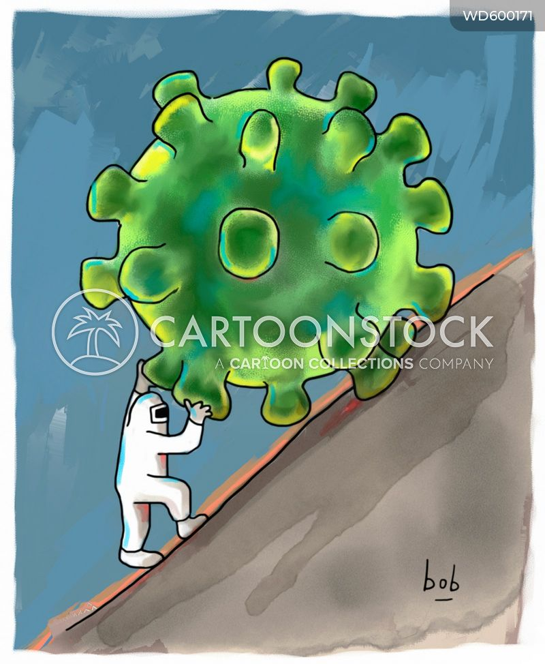 glove cartoon