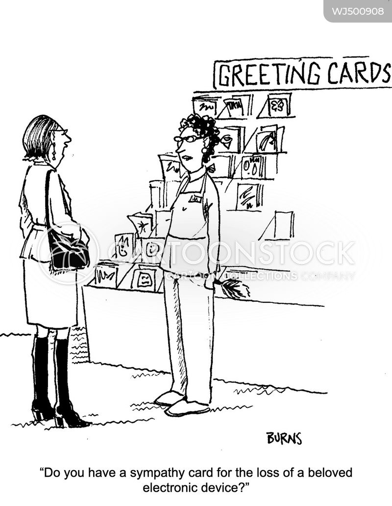 card cartoon