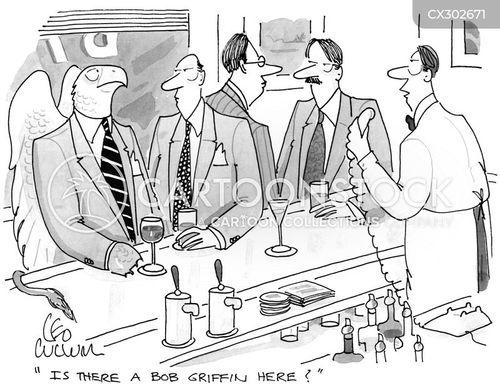 gryphons cartoon