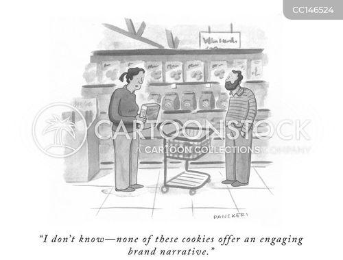 cookies cartoon
