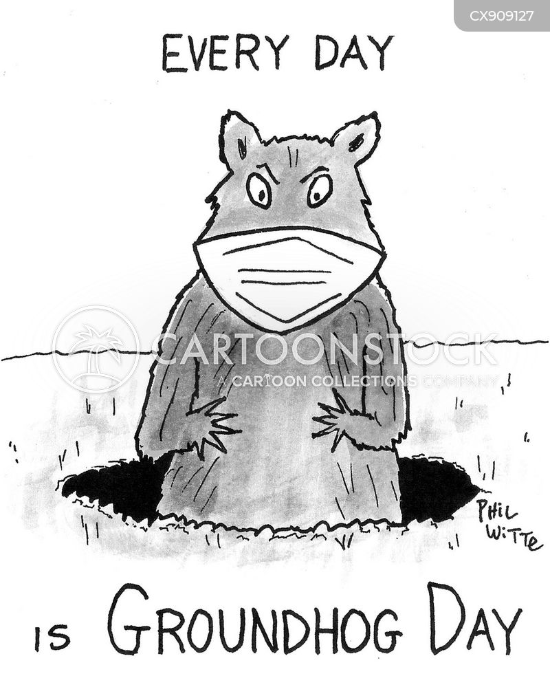 days cartoon