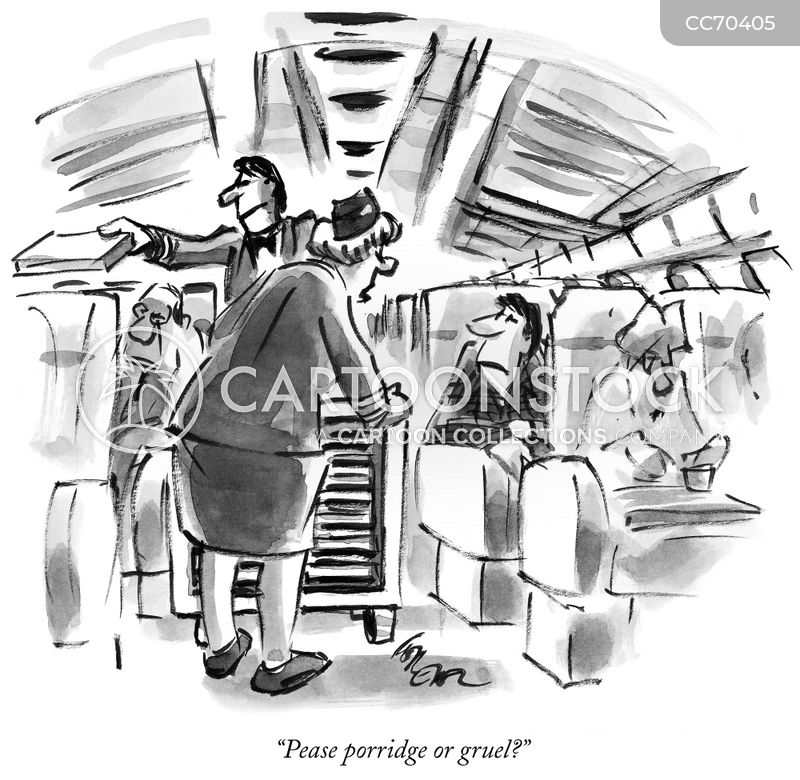 economy class cartoon