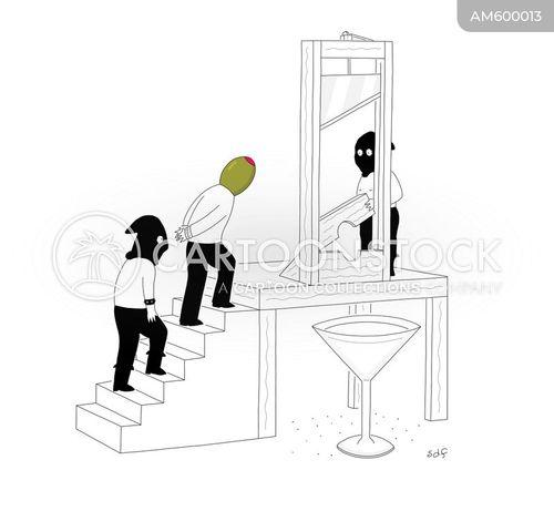 drinks orders cartoon