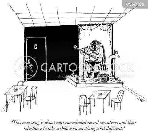 unique cartoon