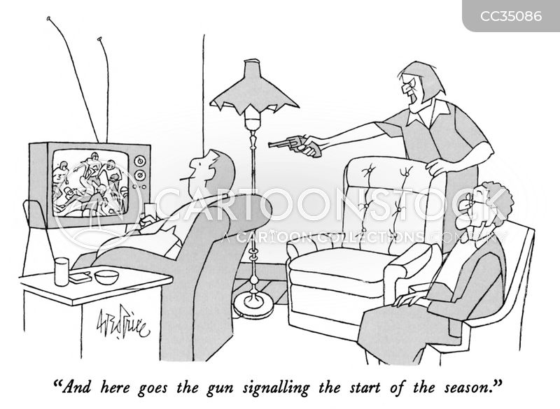 murderers cartoon