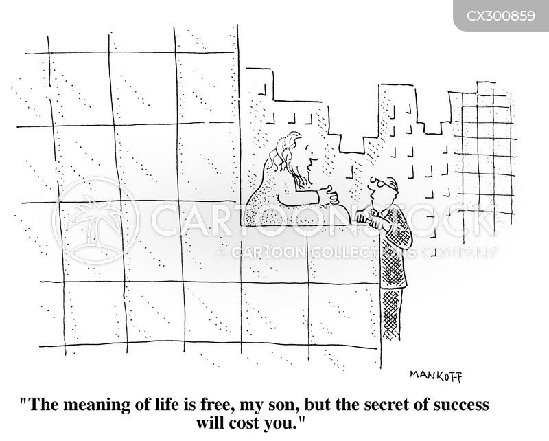 The Secret Of Success cartoons, The Secret Of Success cartoon, funny, The Secret Of Success picture, The Secret Of Success pictures, The Secret Of Success image, The Secret Of Success images, The Secret Of Success illustration, The Secret Of Success illustrations
