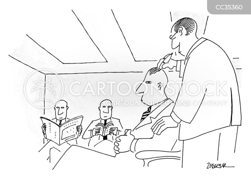 barbers shop cartoon