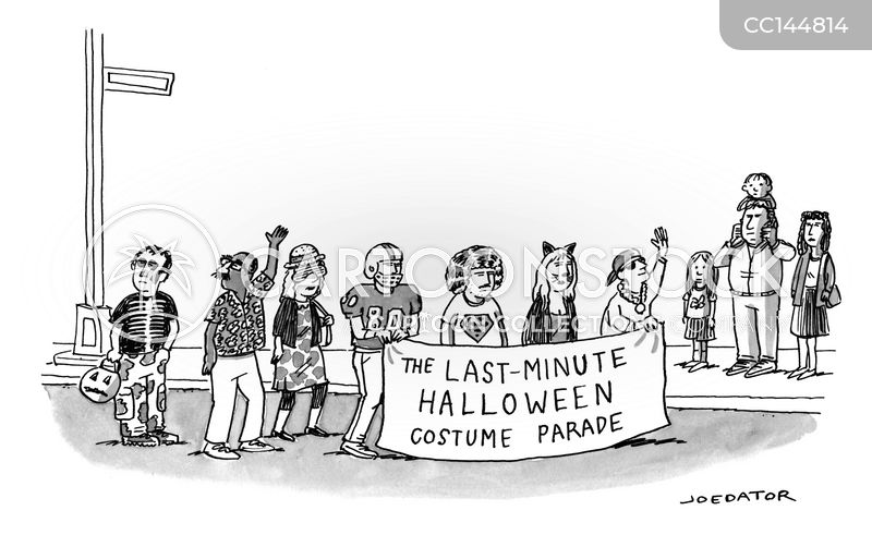 Costume cartoon