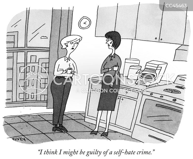 hate crime cartoon