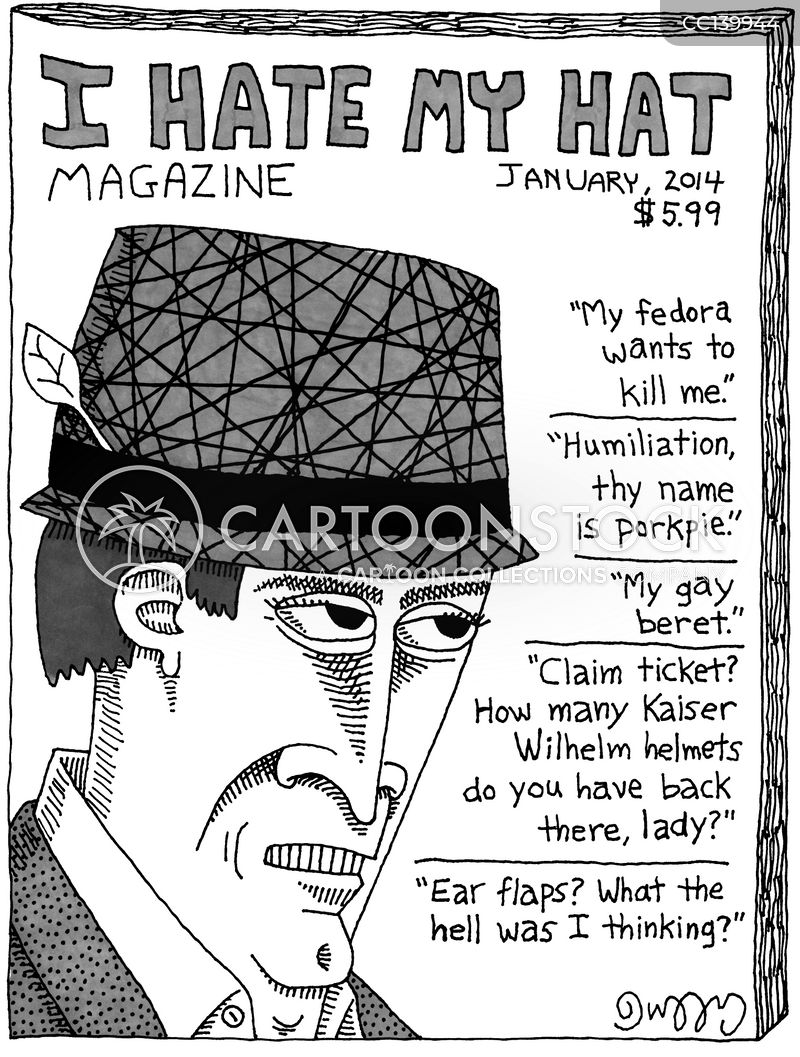 Helmet cartoon