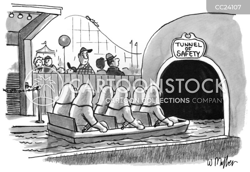 amusement parks cartoon
