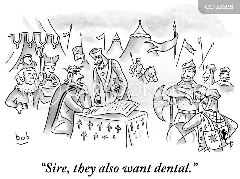 dental cartoon
