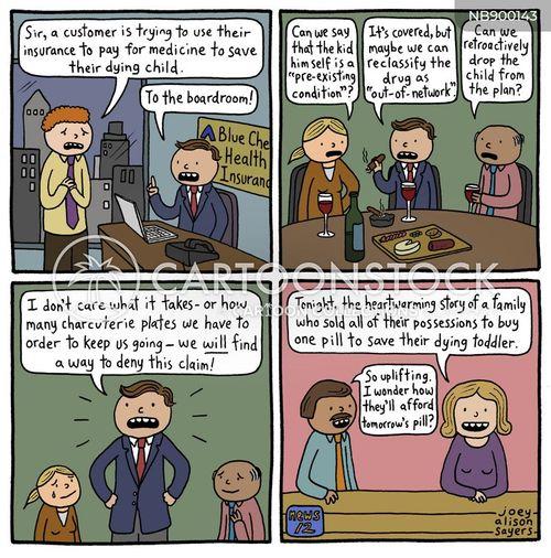 corporate ethics cartoon