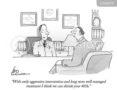 medical expenses cartoon