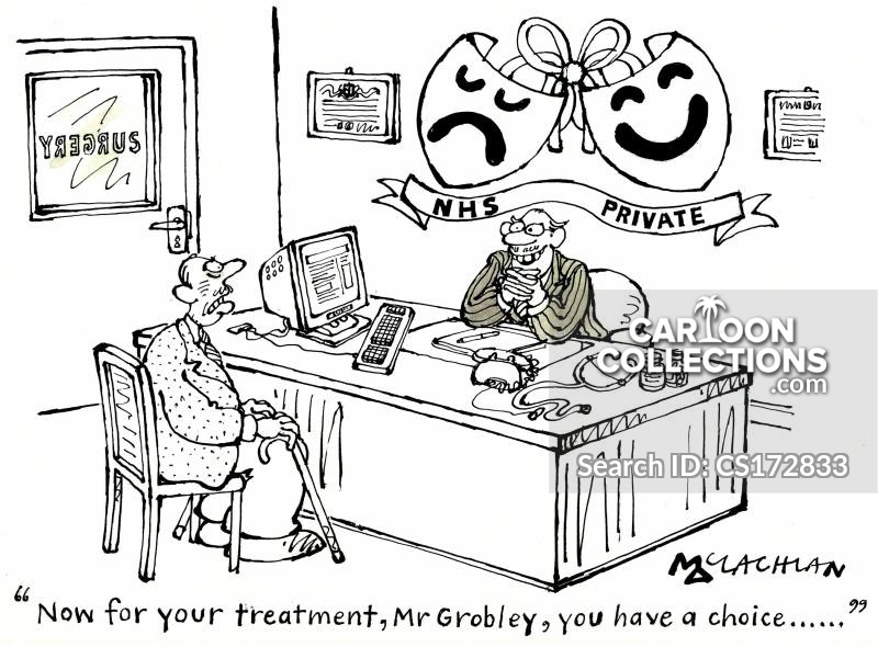 Private Practitioners cartoon