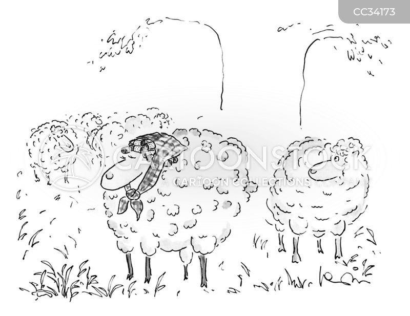 countryside cartoon