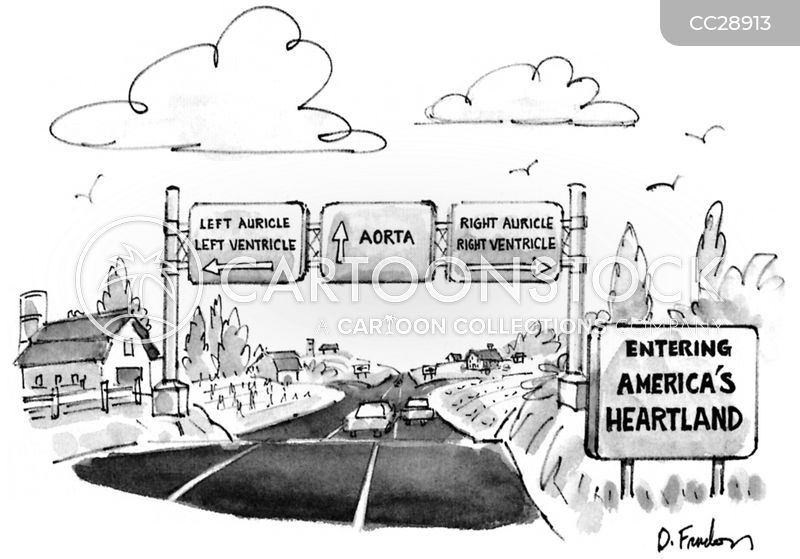 heart cartoon