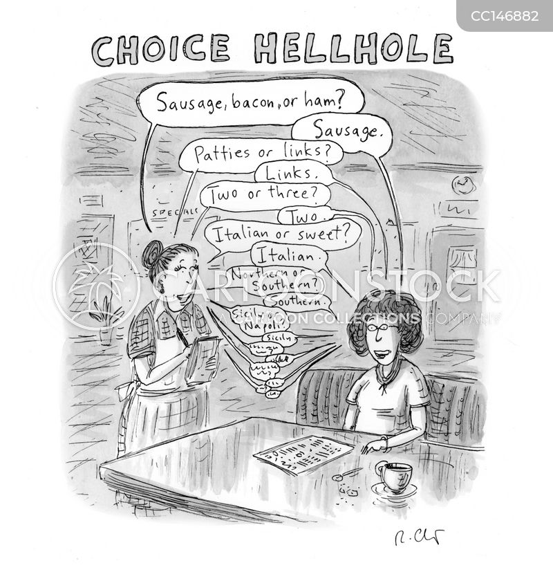 choose cartoon