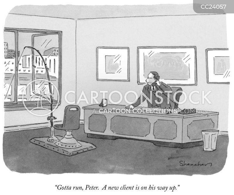 high rise cartoon