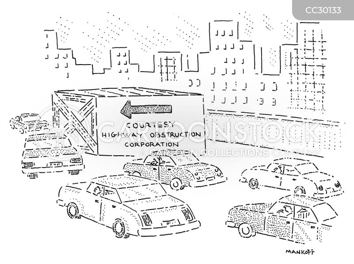 inconveniences cartoon
