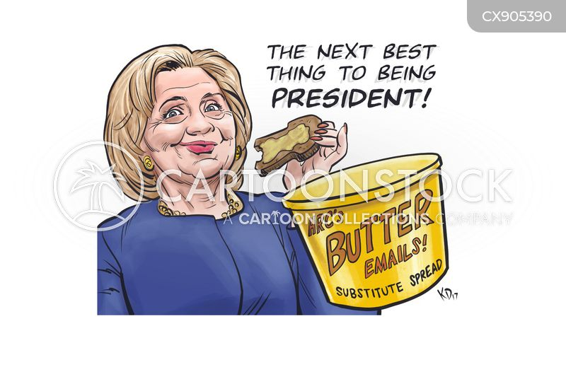 presidential election 2016 cartoon